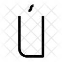 T Alphabet Sign Icon