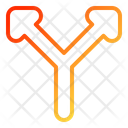 T Junction Icon