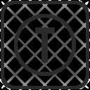 T Letter Icon