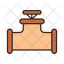 T Pipe Icon