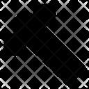 T Scale Icon