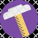 Scale Ruler Measurement Icon