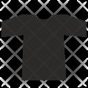 T Shirt Man Casual Icon