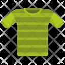 Man Wide Tshirt Icon