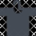T Shirt Fashion Shopping Icon