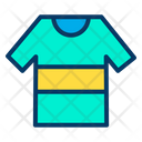 Tshirt Cloth Clothing Icon