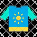 Shirt Beachwear Tshirt Icon