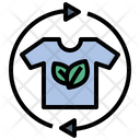 Eco Friendly Eco Life Style Reuse Icon