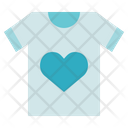 Charity Donation T Shirt Icon