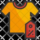 T Shirt Fasion Clothing Icon
