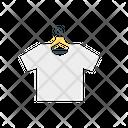 Shirt Hanger Shopping Icon
