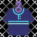 T Shirt Hanger T Shirt Housekeeping Icon