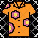 T Shirt Hawaii Icon