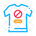 T Shirt Protest Strike Icon