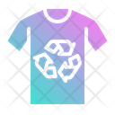 T Shirt Recycle T Shirt Recycle Symbol Icon