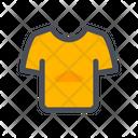 T Shirt Round Neck Icon