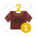 T-shirt selling Icon