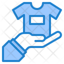 T Shirt Shopping Icon