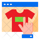 T Shirt Shopping Clothe Shopping Shopping Icon