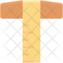 T Square Carpenter Icon
