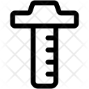 T Square Carpenter Tool Icon