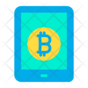 Online Money Online Currency Cryptocurrency Icon