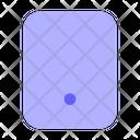 Tab Device Gadget Icon