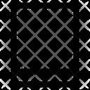 Tab Gadged Device Icon