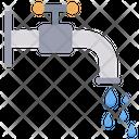 Tab Faucet Plumbing Icon