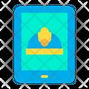 Tablet Tab Application Tablet App Icon