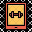 Tablet Gym Ipad Icon