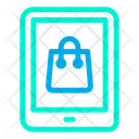 Tab Bag Icon