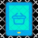 Tab  Basket Icon