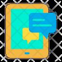 Tab Chat Icon