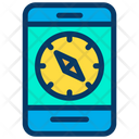 Tab Compass Icon