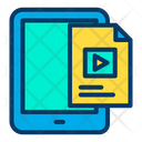 Tab Courses Icon