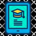 Tab Education Icon