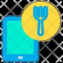 Tab Tablet Food Icon