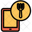 Tab Tablet Food Icon