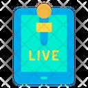 Tab Live Icon