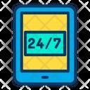 Tab Tablet Service Icon