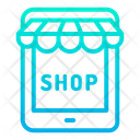 Tab Tablet Online Shopping Icon