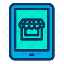 Tab Tablet Store Icon