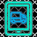 Tab Truck Icon