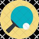 Tabel Tennis Ball Icon