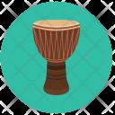 Tabla Music Equipment Icon