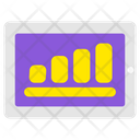 Tablet Office Working Icon