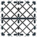 Table Border Interface Icon