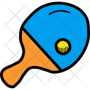 Table Tennis Ping Icon