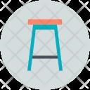 Table Stool Seat Icon